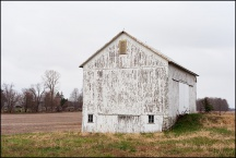 Barn in Whitley County, Indiana #2