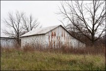Barn in Whitley County, Indiana #1